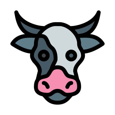 Domesticated Animal Cow