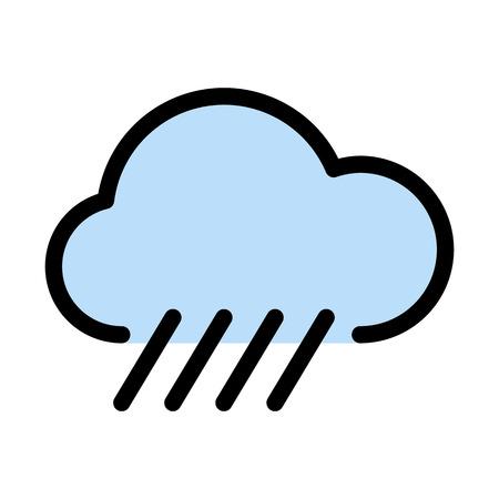 Heavy rainfall season Foto de archivo - 125720120