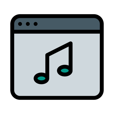 Web Music Application