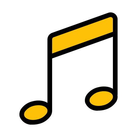 Beam Music Note
