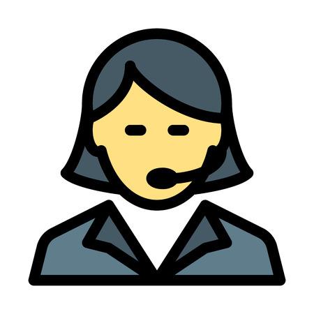 Dispacher Female Agent