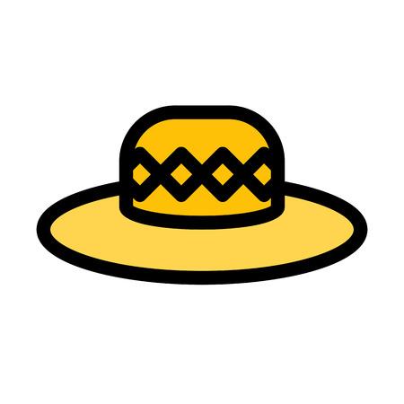 Straw Fashion Hat