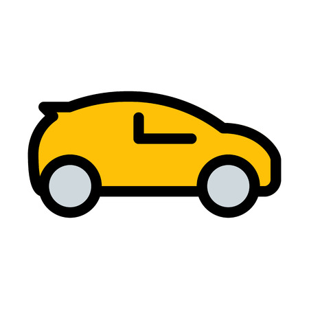 Compact Car Drive