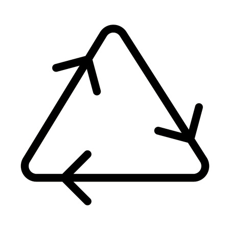 Recycle Loop Triangle