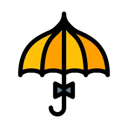 Lace Parasol Open