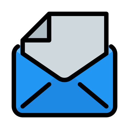 Mail with Attachment Çizim