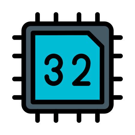 Thirty two Bit Computing