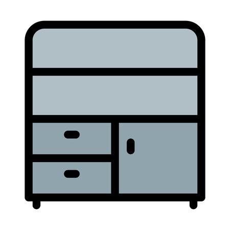 Storage Rack Closet