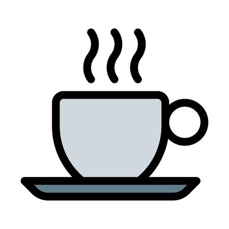 Hot Drink Tea Çizim