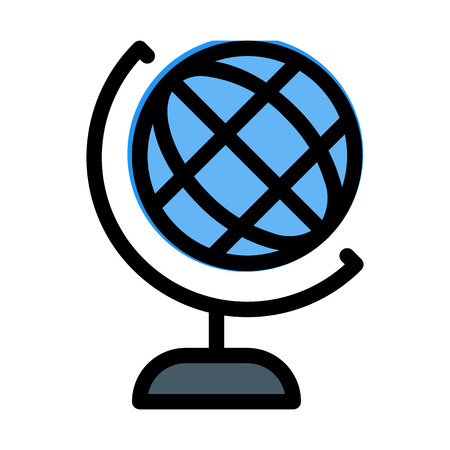 Earth model, Globe