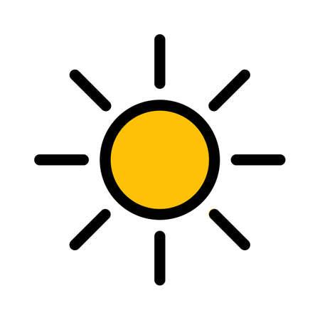 Daytime Sunny Sun