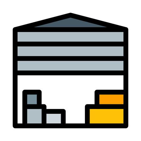 Stock Storage Warehouse