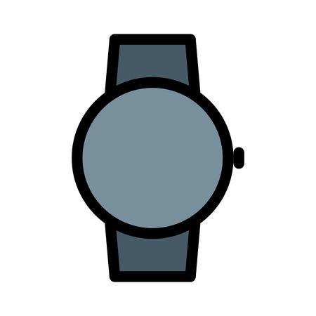 Smartwatch Round Face