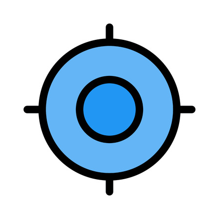 Gps Fixed Symbol