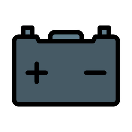 Car Battery Charged