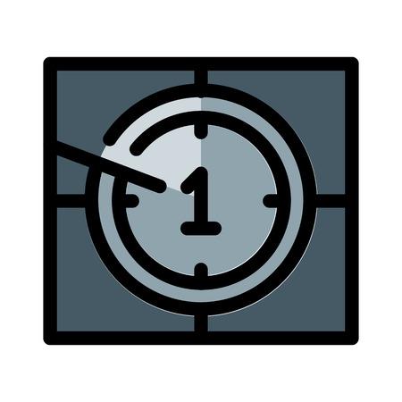 Reel Countdown Timer