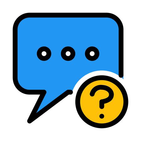 Unknown Chat or Message Foto de archivo - 125723416