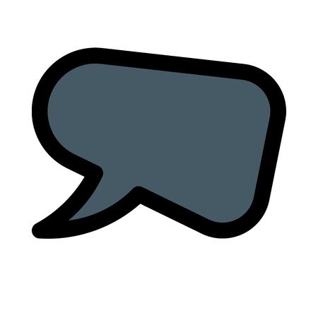 dialogue balloon sticker