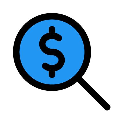 search money symbol