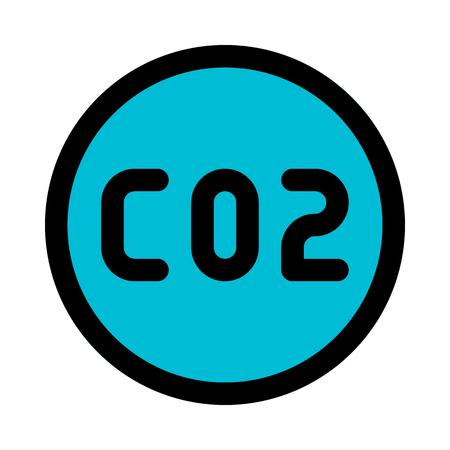 Carbon dioxide formula