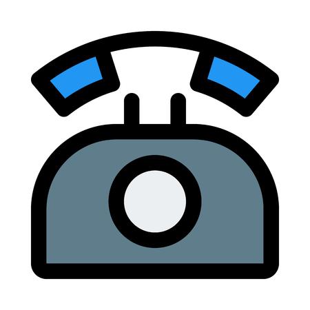 obsolete rotary phone