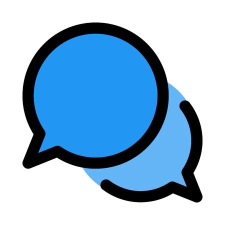 conversation bubble chat