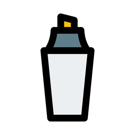 Neon highlighter or marker