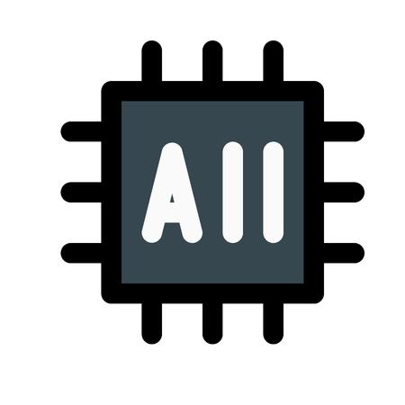 mobile processor 向量圖像