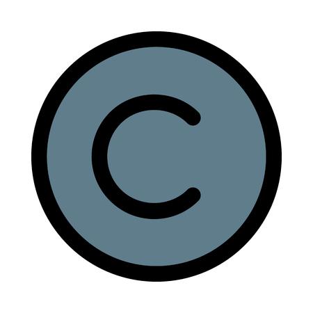 Patent copyright symbol Фото со стока - 116333965