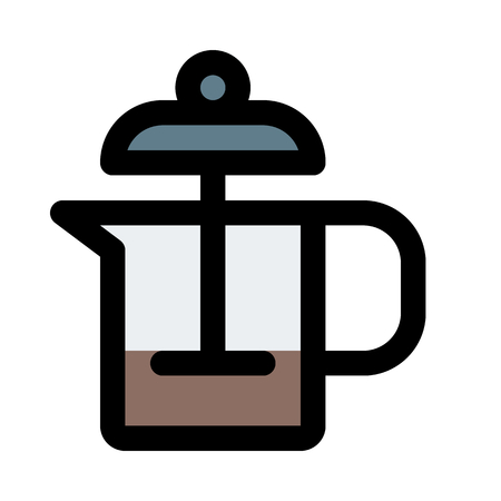 coffee plunger device