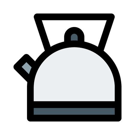 tea kettle utensil 写真素材 - 116334214