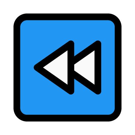 backward button