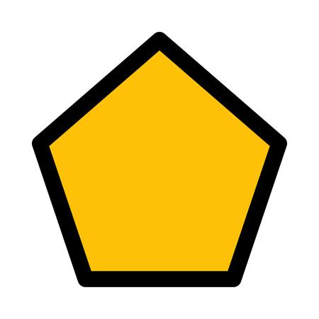 pentagon shaped polygon