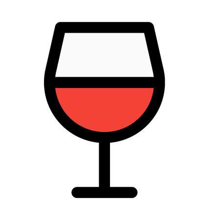 alcohol wine glass