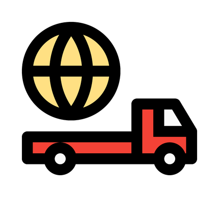 worldwide shipping courier