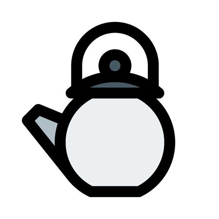 tea kettle container Çizim