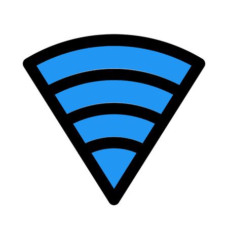 wireless signal level