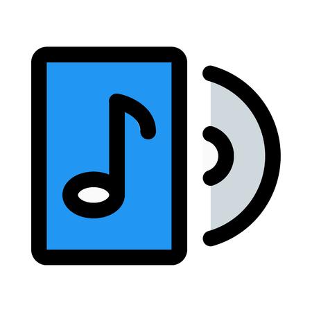 music cd storage