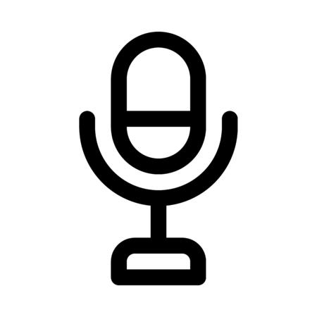 Voice recorder microphone