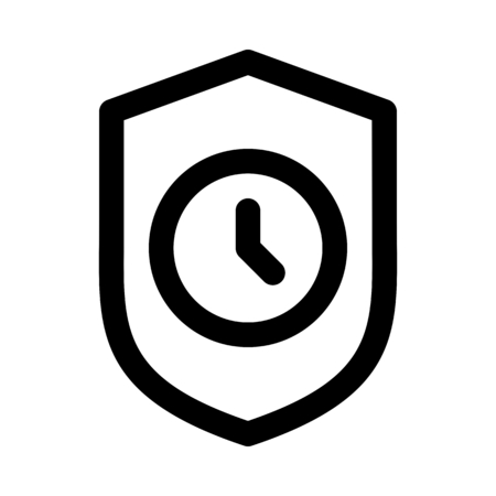 Shield, timely protection Фото со стока - 125445063