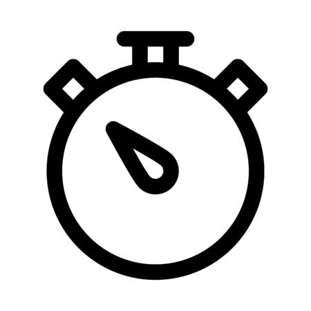 Chronomètre de poche analogique