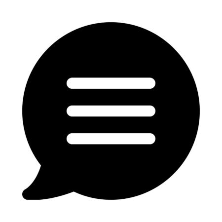 Text chat box