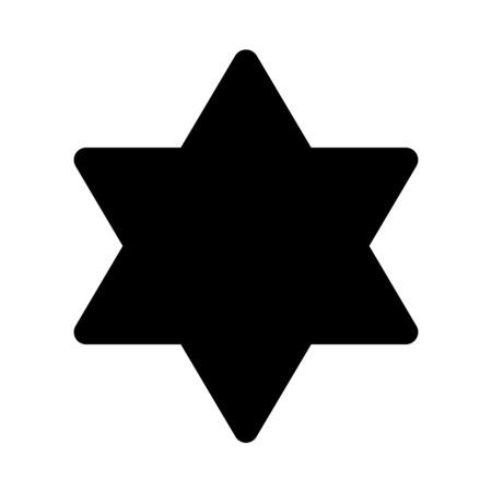 star of david Illustration