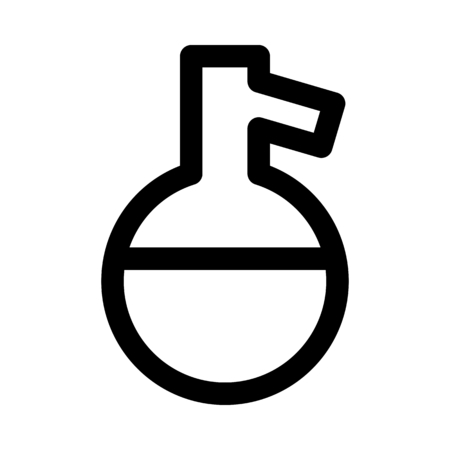 Vacuum or suction flask