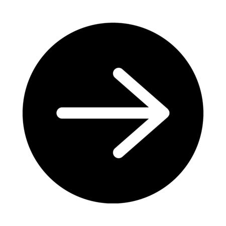 Turn right ahead 일러스트
