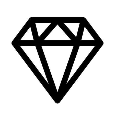 Precious diamond stone