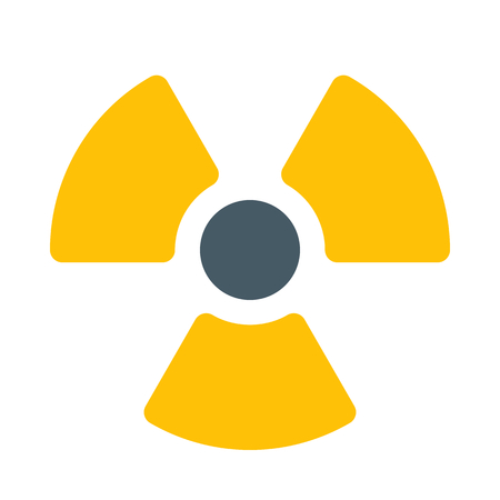 Nuclear radioactive radiation Imagens - 116534199