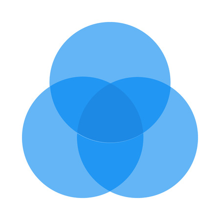 venn diagram Illustration