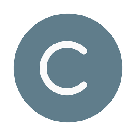 Patent copyright symbol Reklamní fotografie - 116535390