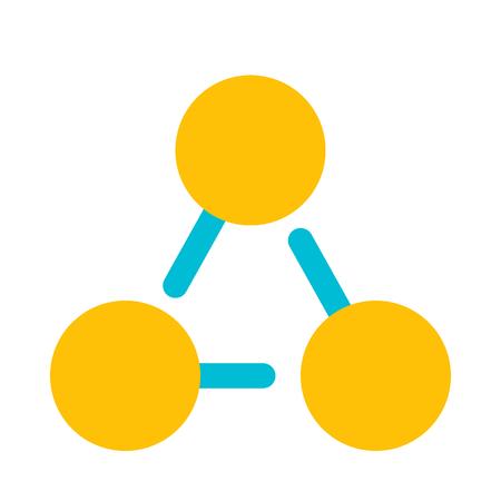 Molecular chemical bonding